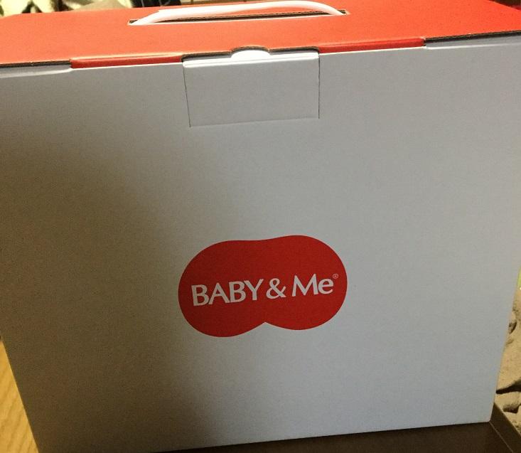 BABY&Meの箱
