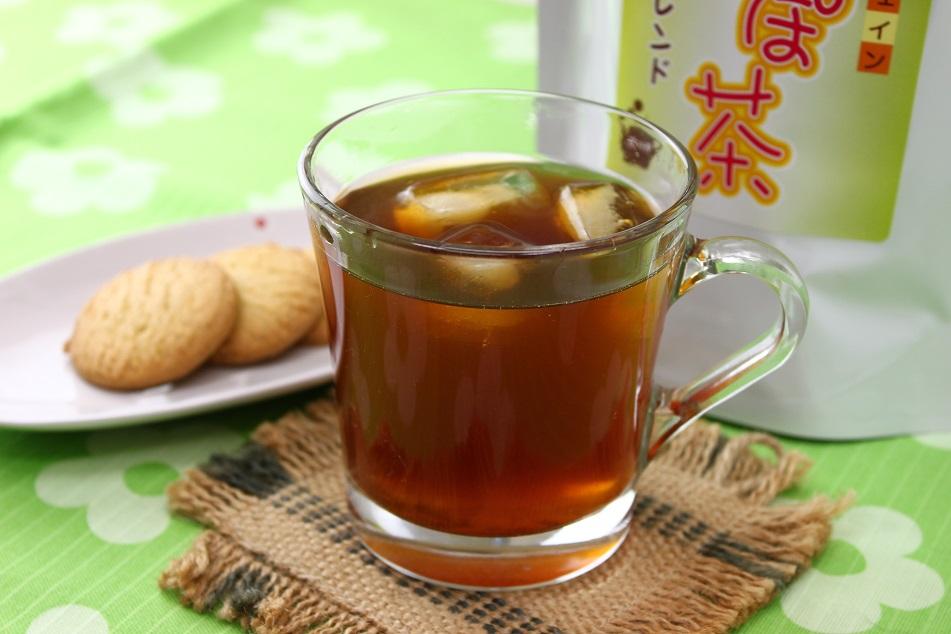 タンポポ茶の写真